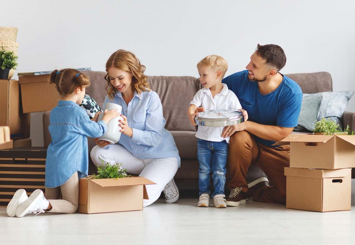 Five Tips for Moving Families